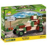 Cobi 2393 Malá armáda II. svetová vojna Obrnené vozidlo vz. 34 2