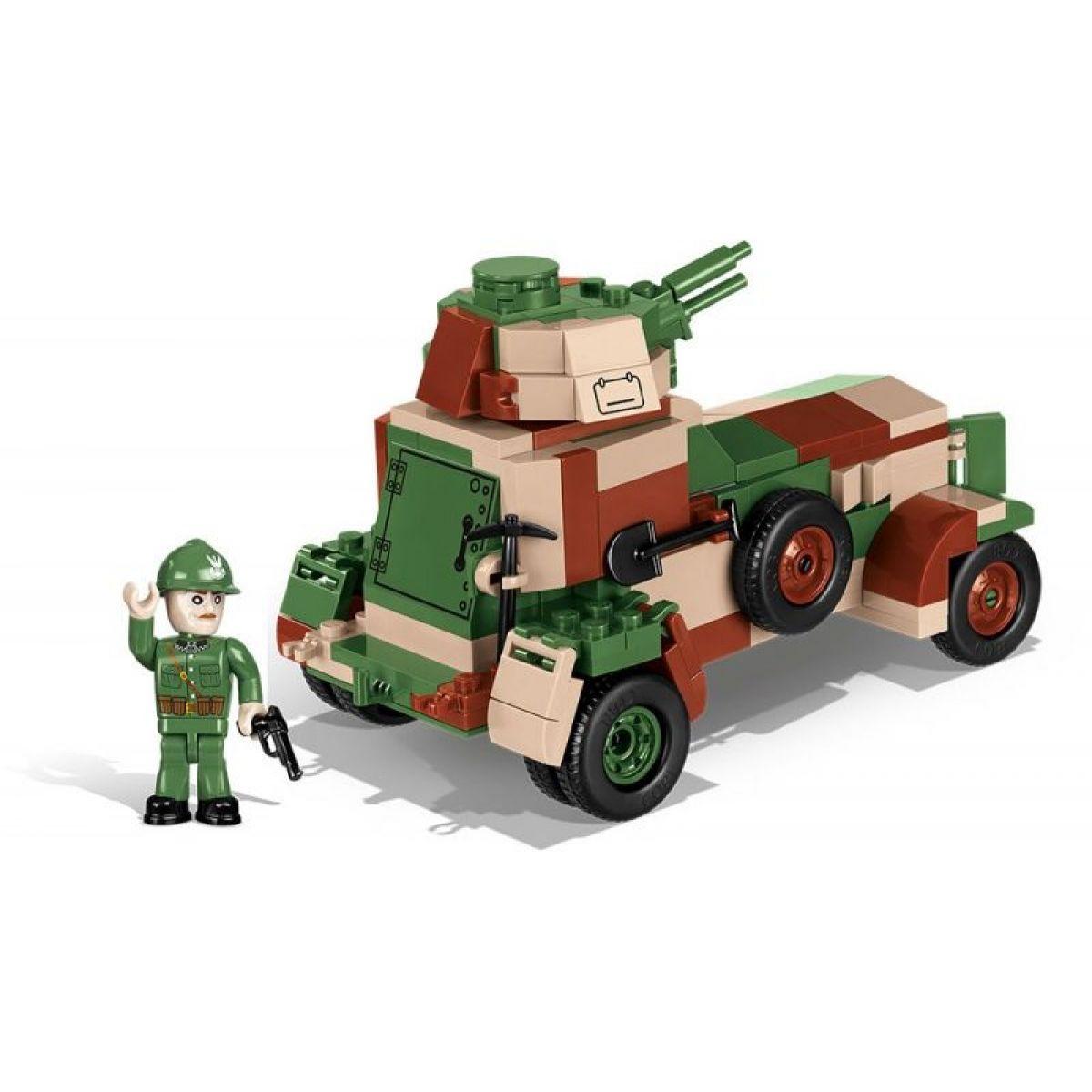 Cobi 2393 Malá armáda II. svetová vojna Obrnené vozidlo vz. 34
