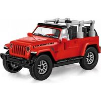 Cobi 24114 Jeep Wrangler Rubicon 1:35 červený