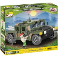 COBI 24304 Small Army NATO Armored vehicle 255 k, 1 f