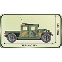 COBI 24304 Small Army NATO Armored vehicle 255 k, 1 f 5