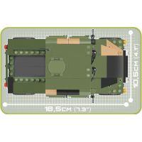 COBI 24304 Small Army NATO Armored vehicle 255 k, 1 f 2