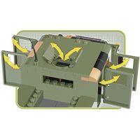 COBI 24304 Small Army NATO Armored vehicle 255 k, 1 f 3