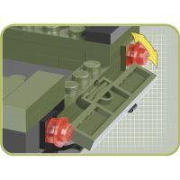 COBI 24304 Small Army NATO Armored vehicle 255 k, 1 f 4