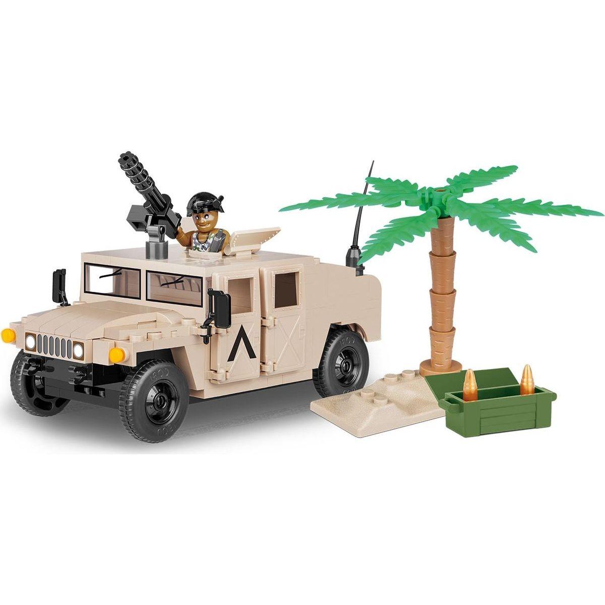 Cobi 24305 NATO terénne vozidlo púštne, 210 k, 1 f