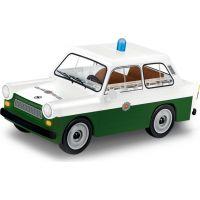 Cobi 24520 Youngtimer Trabant 601 Polizei DDR