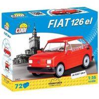 Cobi 24531 Youngtimer Malý FIAT 126p 1994-1999 1:35 4