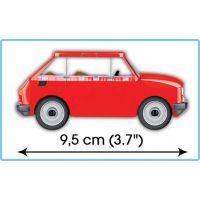 Cobi 24531 Youngtimer Malý FIAT 126p 1994-1999 1:35 3