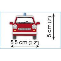 Cobi 24555 Youngtimer Trabant 601 Hasiči 3