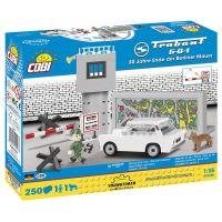 Cobi 24557 Youngtimer Trabant 601 biely 3