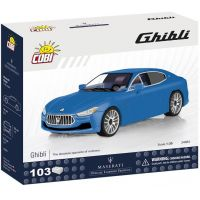 Cobi 24563 Maserati Ghibli 103 dílků
