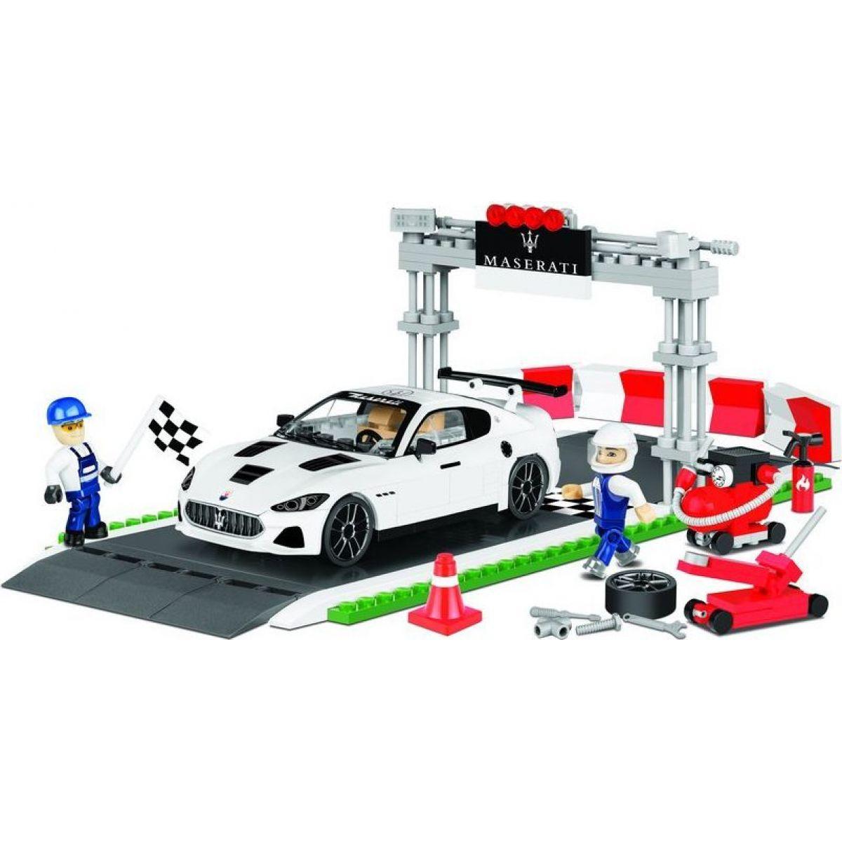 Cobi Maserati Gran Turismo GT3 Racing set