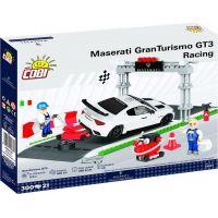 Cobi Maserati Gran Turismo GT3 Racing set 6