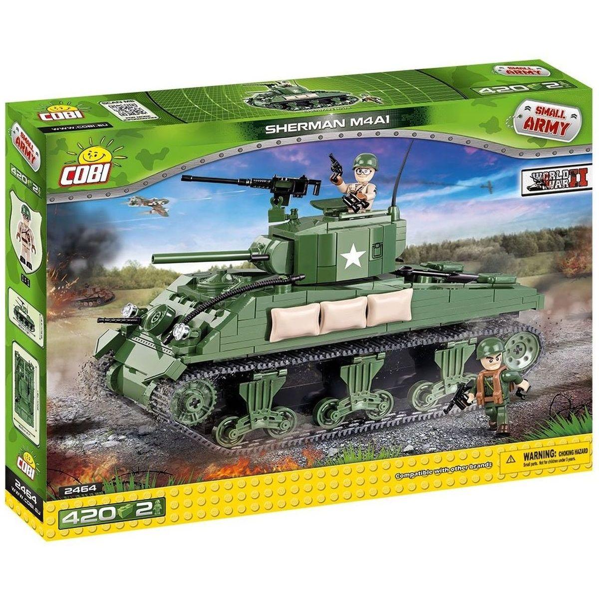 Cobi 2464 Small Army M4A1 Sherman