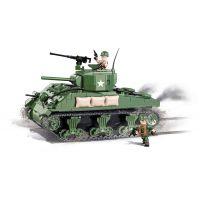Cobi 2464 Small Army M4A1 Sherman 2