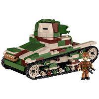Cobi 2520 Malá armáda II. svetová vojna Vickers Mk. E Type B