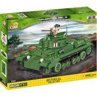 Cobi 2521 Malá armáda II. svetová vojna Infantry Tank Mk. III Valentine