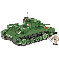 Cobi 2521 Malá armáda II. svetová vojna Infantry Tank Mk. III Valentine 2