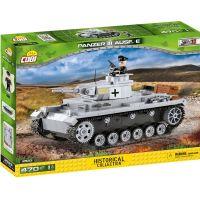 Cobi 2523 Malá armáda II. svetová vojna Panzer III Ausf E