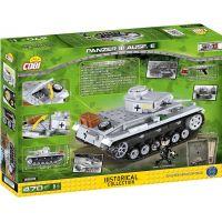 Cobi 2523 Malá armáda II. svetová vojna Panzer III Ausf E 5