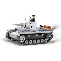 Cobi 2523 Malá armáda II. svetová vojna Panzer III Ausf E 2