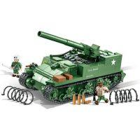 Cobi 2531 Malá armáda Samohybné delo M12 GMC 155 mm