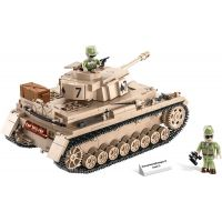 Cobi II. svetová vojna Panzer IV Ausf G DAK
