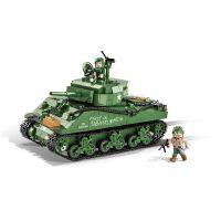 Cobi II. svetová vojna Sherman M4A3E2 Jumbo