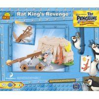 Cobi 26051 Tučňáci z Madagaskaru Pomsta krysího krále 2