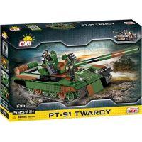 COBI 2612 Small Army Tank PT91 twarda, 535 k, 2 f 3