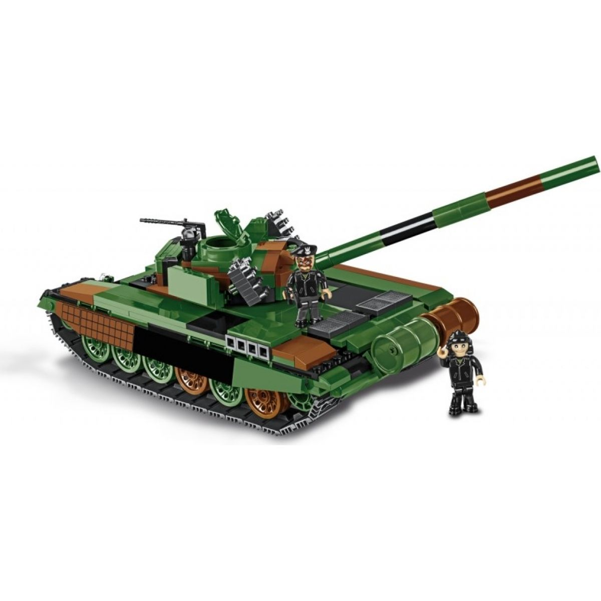 COBI 2612 Small Army Tank PT91 twarda, 535 k, 2 f