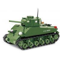 Cobi 2708 II. svetová vojna M4 Sherman 1:48