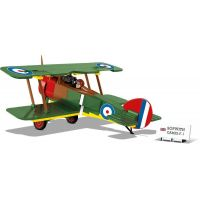 COBI 2975 GREAT WAR Sopwith F.1 Camel, 170 k, 1 f