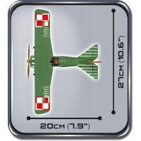 Cobi 2976 Malá armáda I. svetová vojna Fokker E.V 4