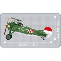 Cobi 2976 Malá armáda I. svetová vojna Fokker E.V 5