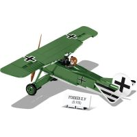 Cobi 2976 GREAT WAR Fokker EV (D. VIII), 150 k, 1 f