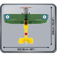 Cobi 2977 Great War Avro 504K, 230 k, 2 f 5