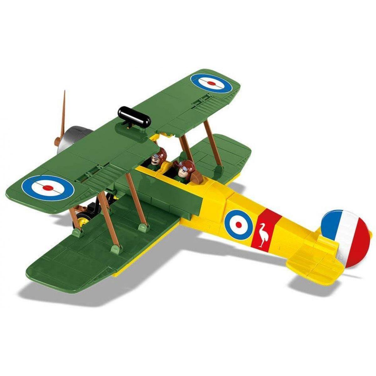 Cobi 2977 Great War Avro 504K, 230 k, 2 f