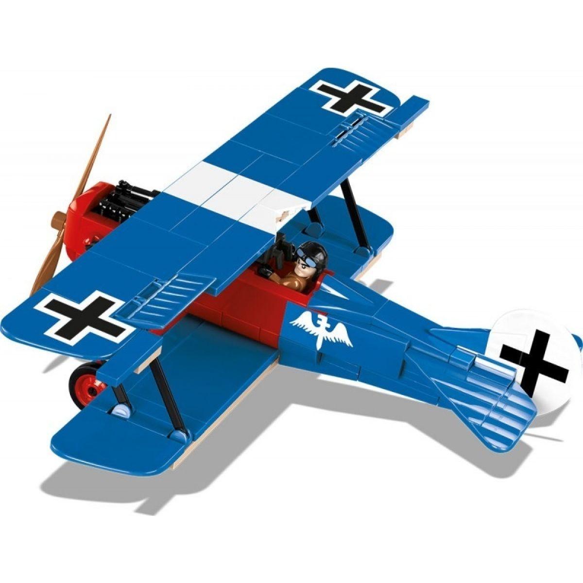 COBI 2978 GREAT WAR Fokker D. VII, 219 k, 1f