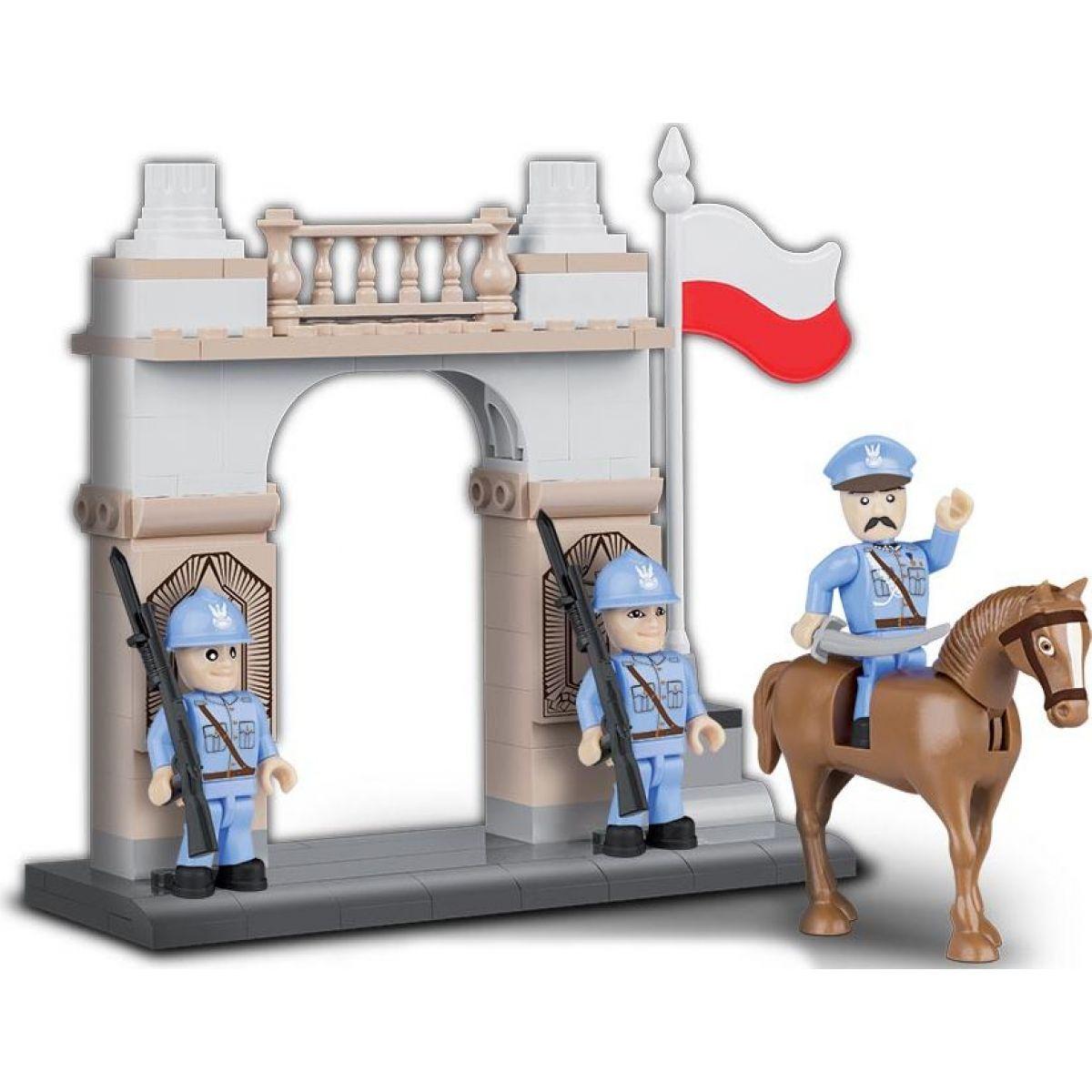 Cobi 2980 Malá armáda I. svetová vojna Nezávislosť