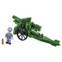 Cobi 2981 Malá armáda 155mm Field Howitzer 1917 2