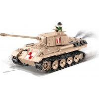 Cobi Malá armáda 3035 World of Tanks Panther V Varšavské povstání