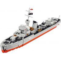 Cobi 3080 World of Warships – ORP Blyskawica, 1:200, 680 k 2