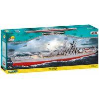 Cobi 4814 Malá armáda II. svetová vojna Bojová loď Yamato