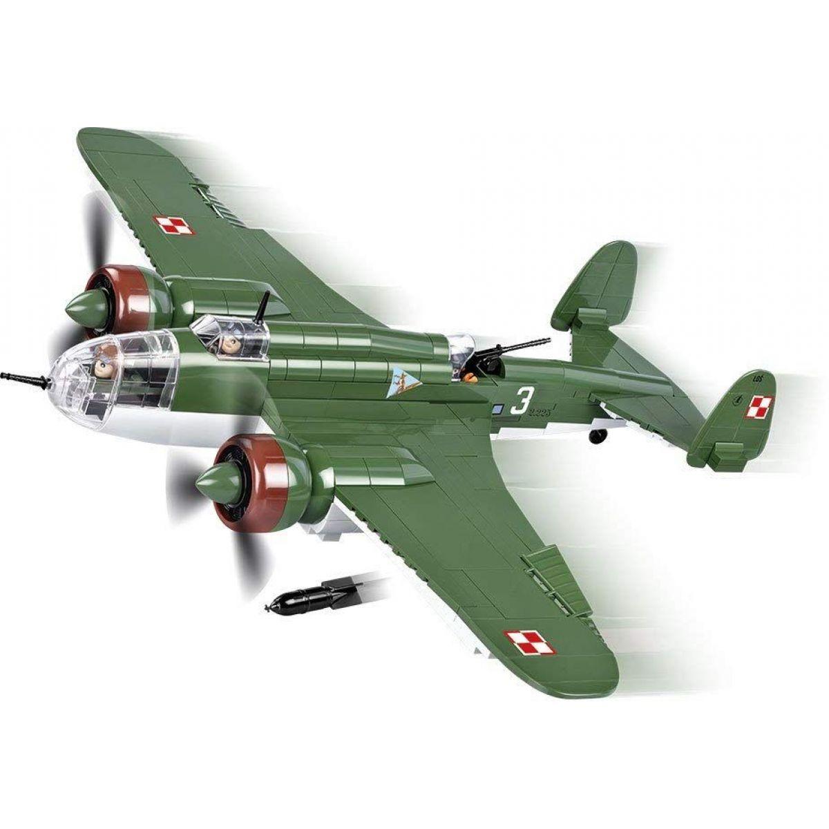 COBI 5532 II WW PZL-37b Los, 415 k, 2 f