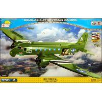 Cobi 5701 Malá armáda II. světová válka Douglas C-47 Skytrain Dakota - Poškodený obal
