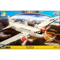 Cobi 5702 II. světová válka Douglas C-47 Skytrain Dakota Berlin Airlift