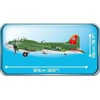 Cobi 5703 Malá armáda II. svetová vojna B-17 Flying Fortress 5