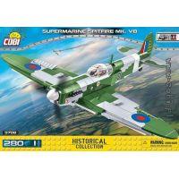 Cobi 5708 Malá armáda II. světová válka Supermarine Spitfire 280 K