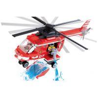 Cobi 1473 ACTION TOWN Hasičská helikoptéra 2